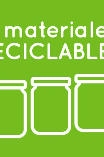 ¿Cuáles son los materiales reciclables??>